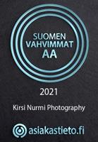 Kirsi Nurmi | Suomen vahvimmat AA 2021